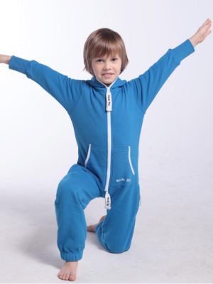 Детский комбинезон Onesie Original голубой KOC11 3