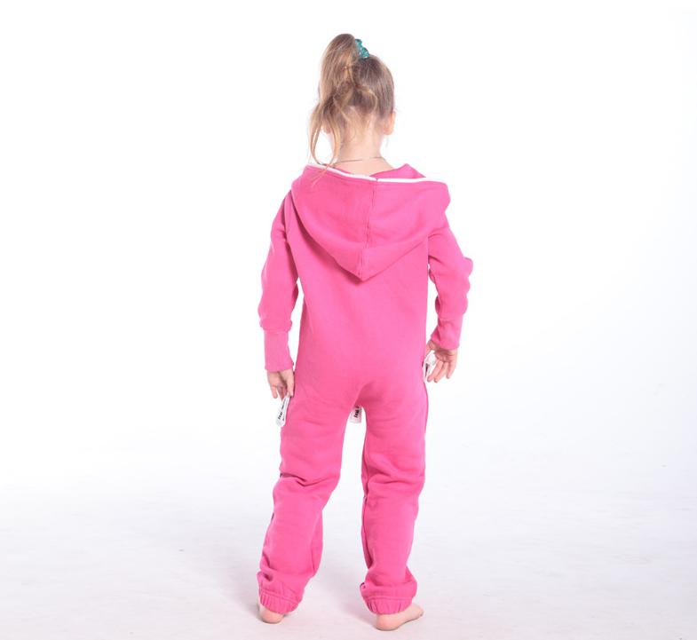 Детский комбинезон Onesie Original розовый KOC14 3