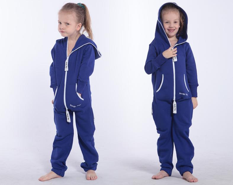 Детский комбинезон Onesie Original синий KOC05 2
