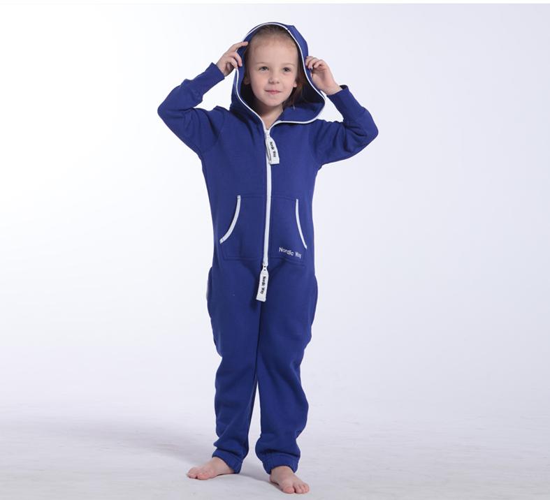 Детский комбинезон Onesie Original синий KOC05 3