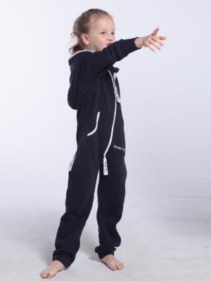 Детский комбинезон Onesie Original темно-синий KOC12