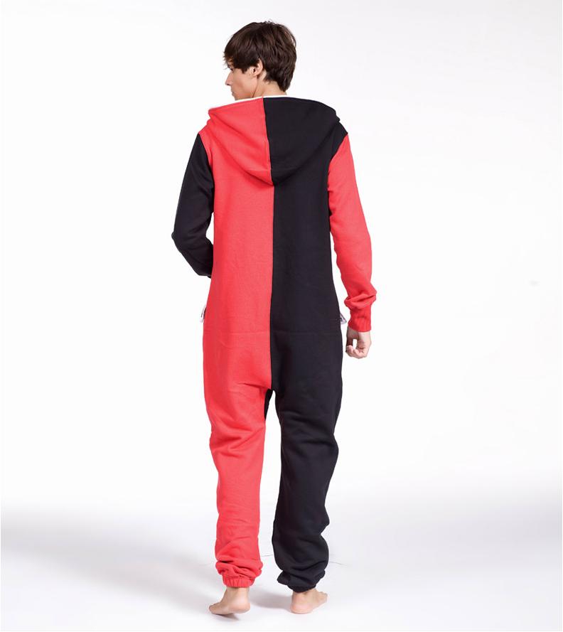 Комбинезон Joker черный+ красный M1502 2