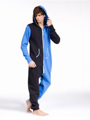 Комбинезон Joker черный+ синий M1501 5