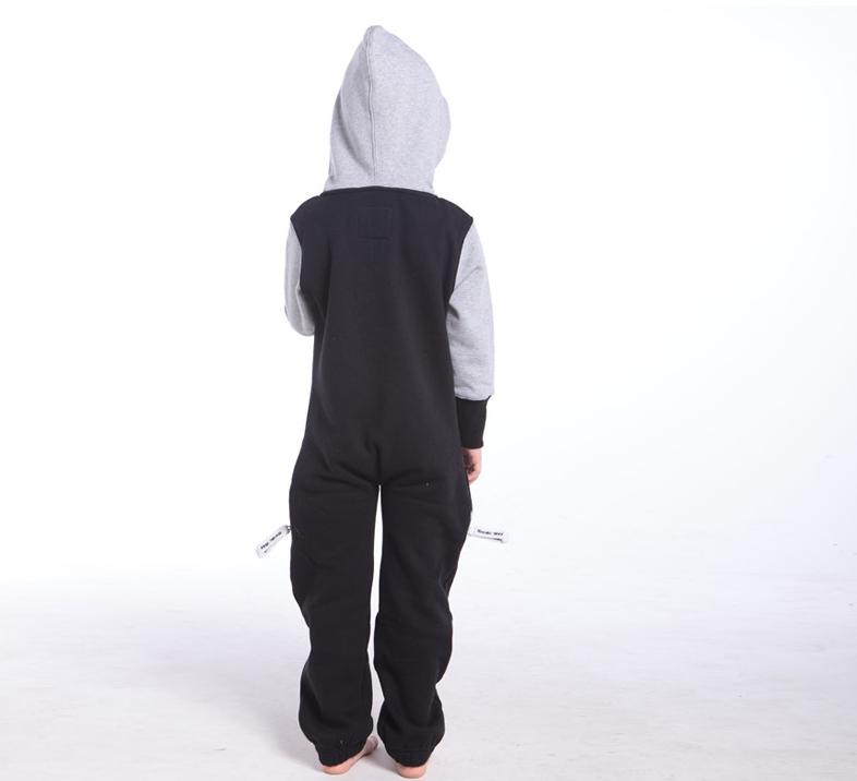Комбинезон детский Baseball черный KBB01 4