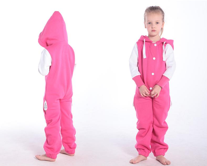 Комбинезон детский Baseball розовый KBB06 3