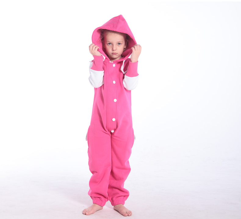Комбинезон детский Baseball розовый KBB06 4