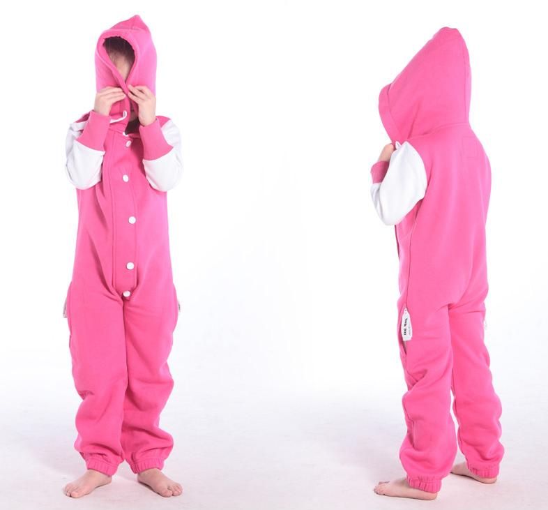 Комбинезон детский Baseball розовый KBB06 5