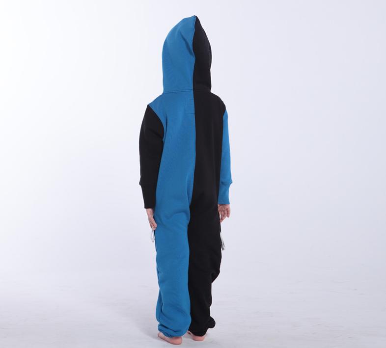 Комбинезон детский Joker черный+синий K1501 3