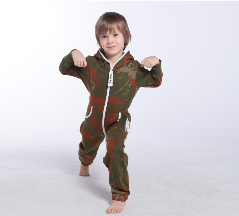 Комбинезон детский милитари K502 2