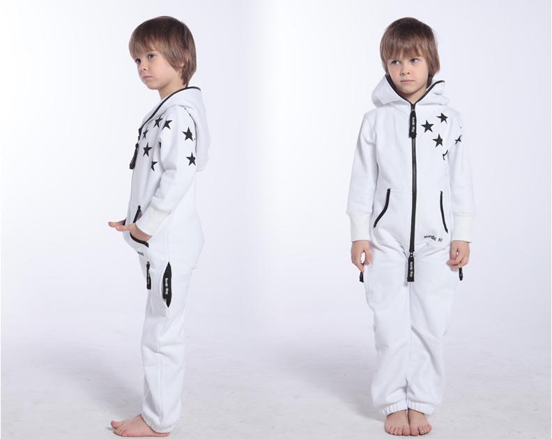 Комбинезон детский со звездами K501 1