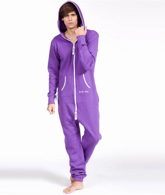 Комбинезон фиолетовый Onesie Original MOC14