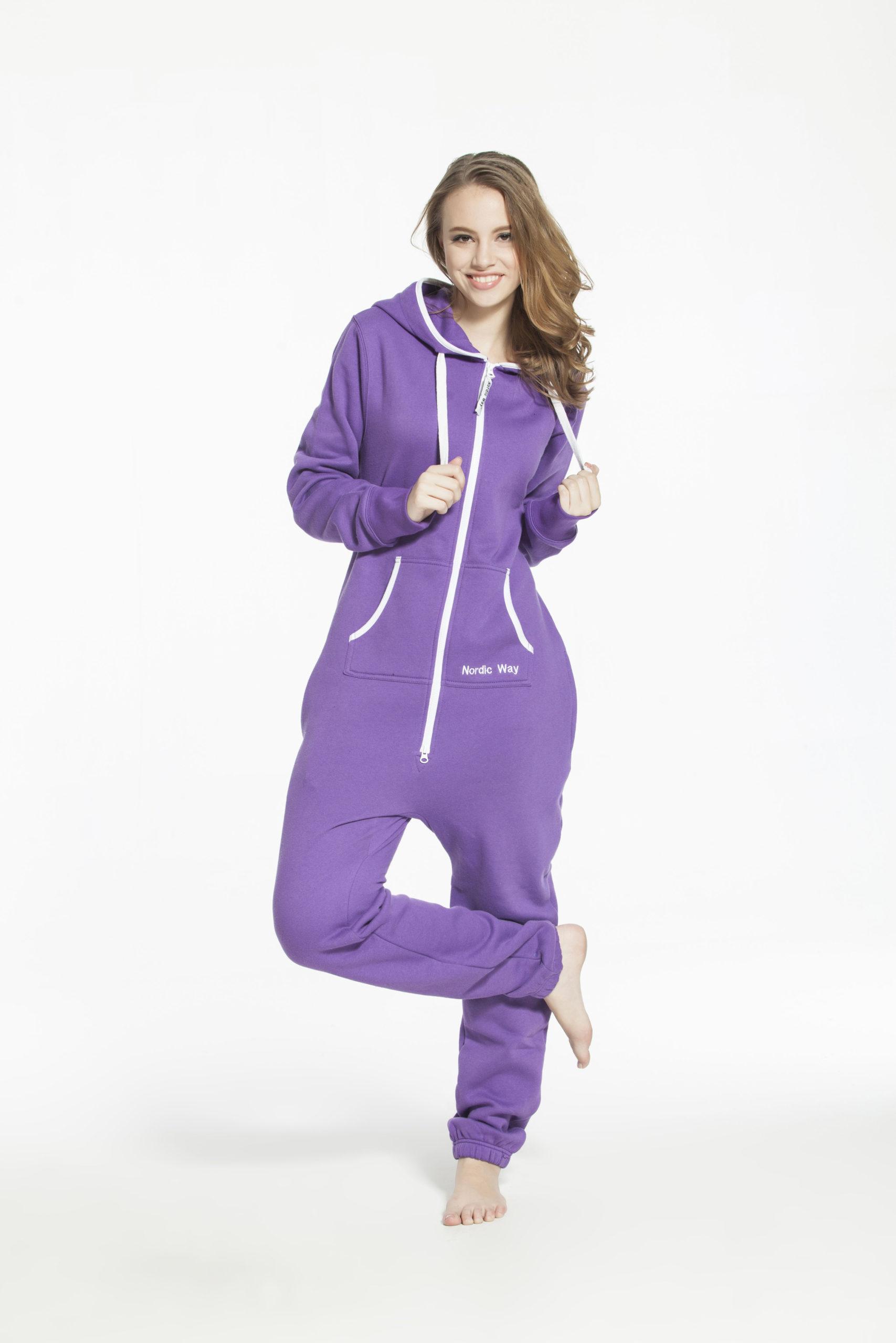 Комбинезон фиолетовый Onesie Original WOC14 (4)