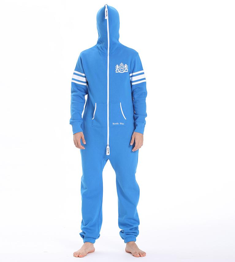 Комбинезон мужской College синий MC03 3