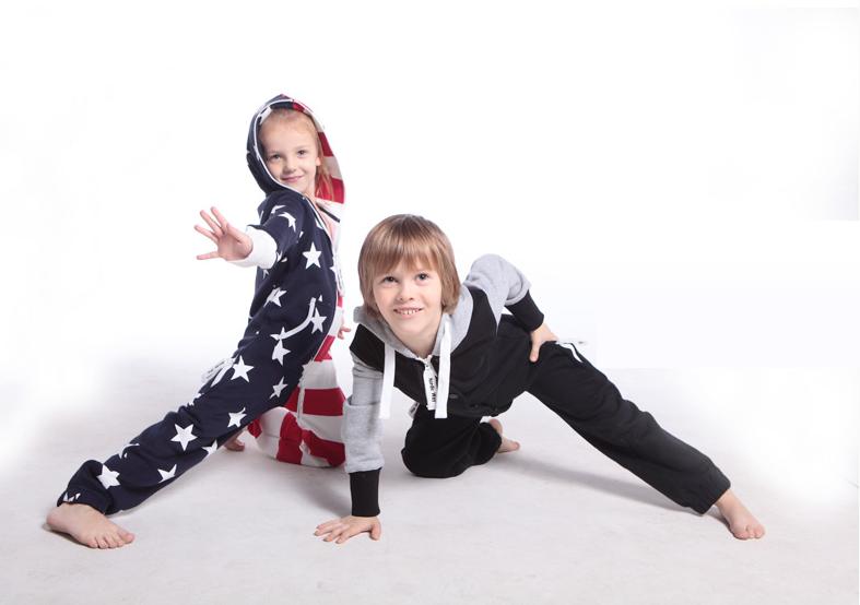 Комбинезон детский USA KU01 3