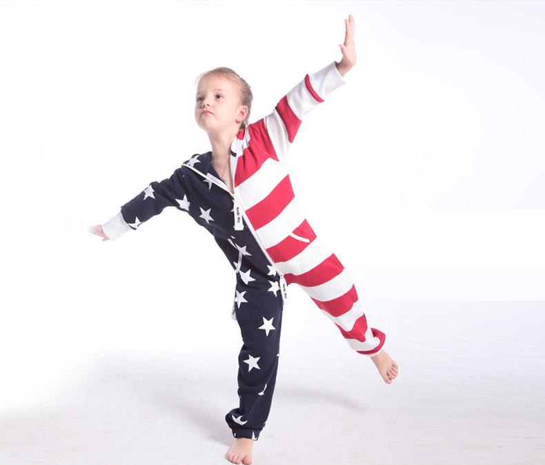 Комбинезон детский USA KU012