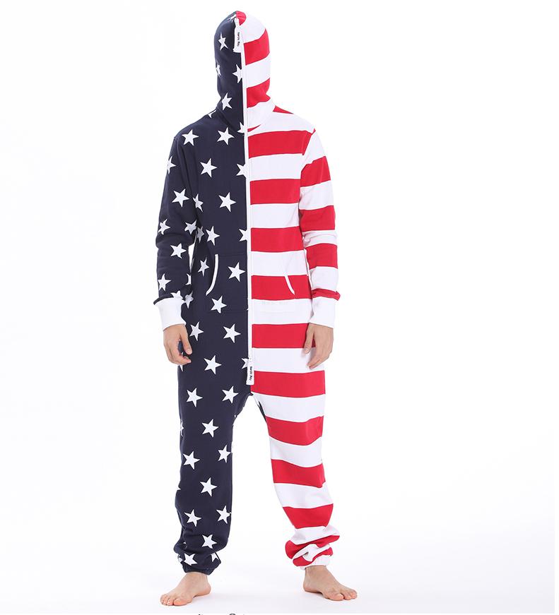 Комбинезон мужской USA MU01 2