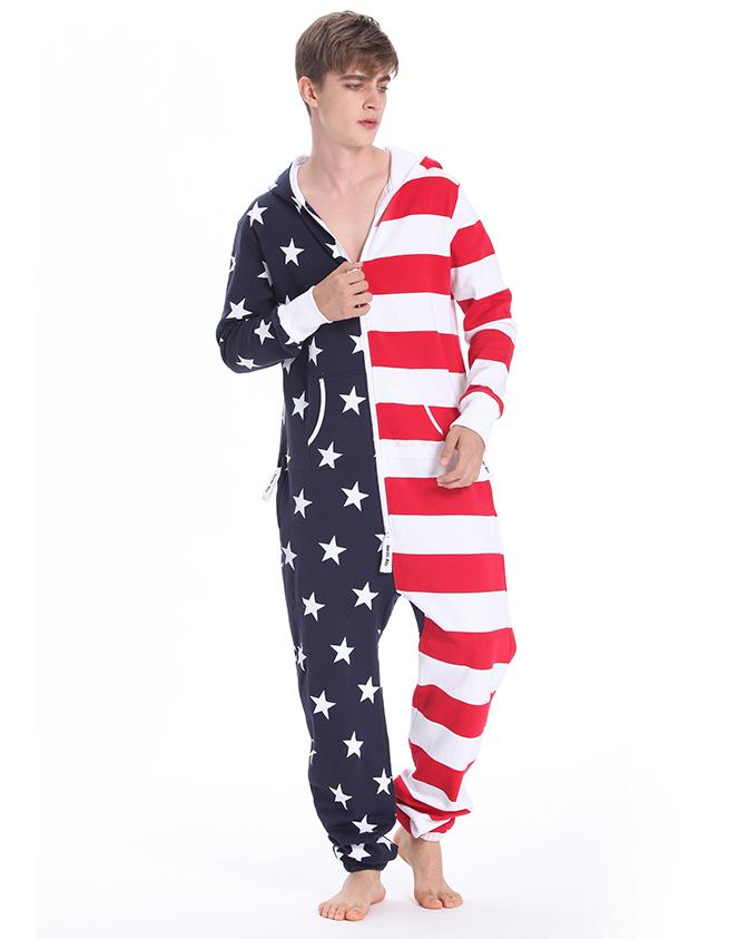 Комбинезон мужской USA MU01 3