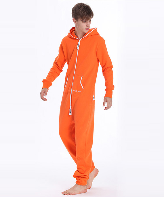 Комбинезон оранжевый Onesie Original MOC12 1
