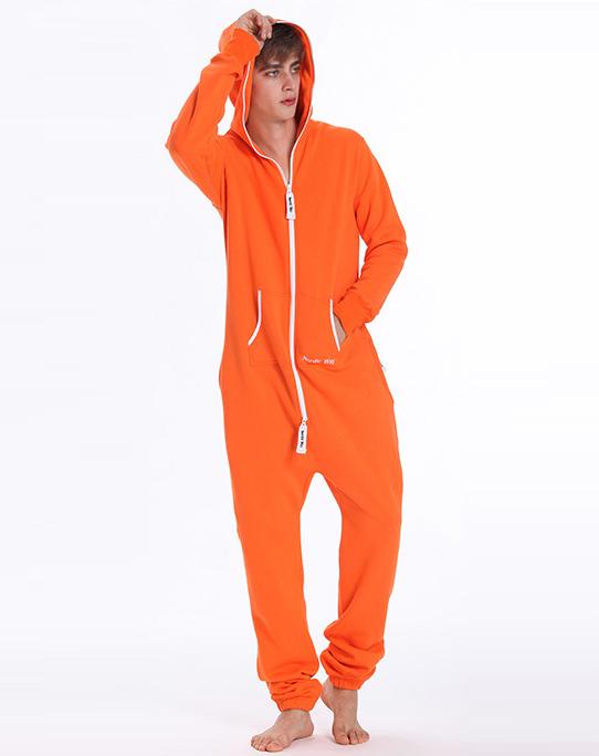 Комбинезон оранжевый Onesie Original MOC12