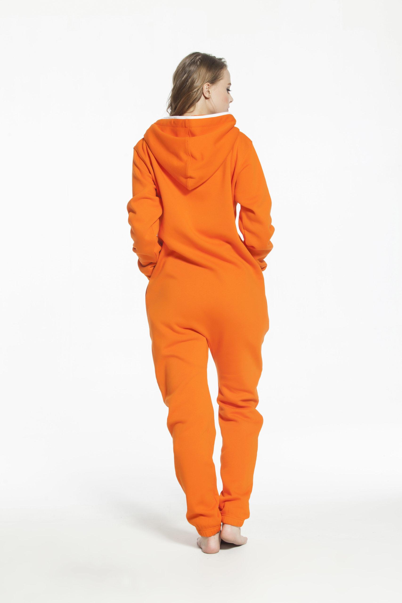 Комбинезон оранжевый Onesie Original WOC12 (1)