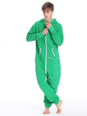 Комбинезон зеленый Onesie Original MOC07