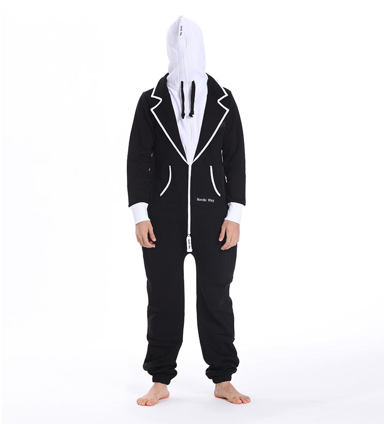 Мужской комбинезон-костюм M503 4