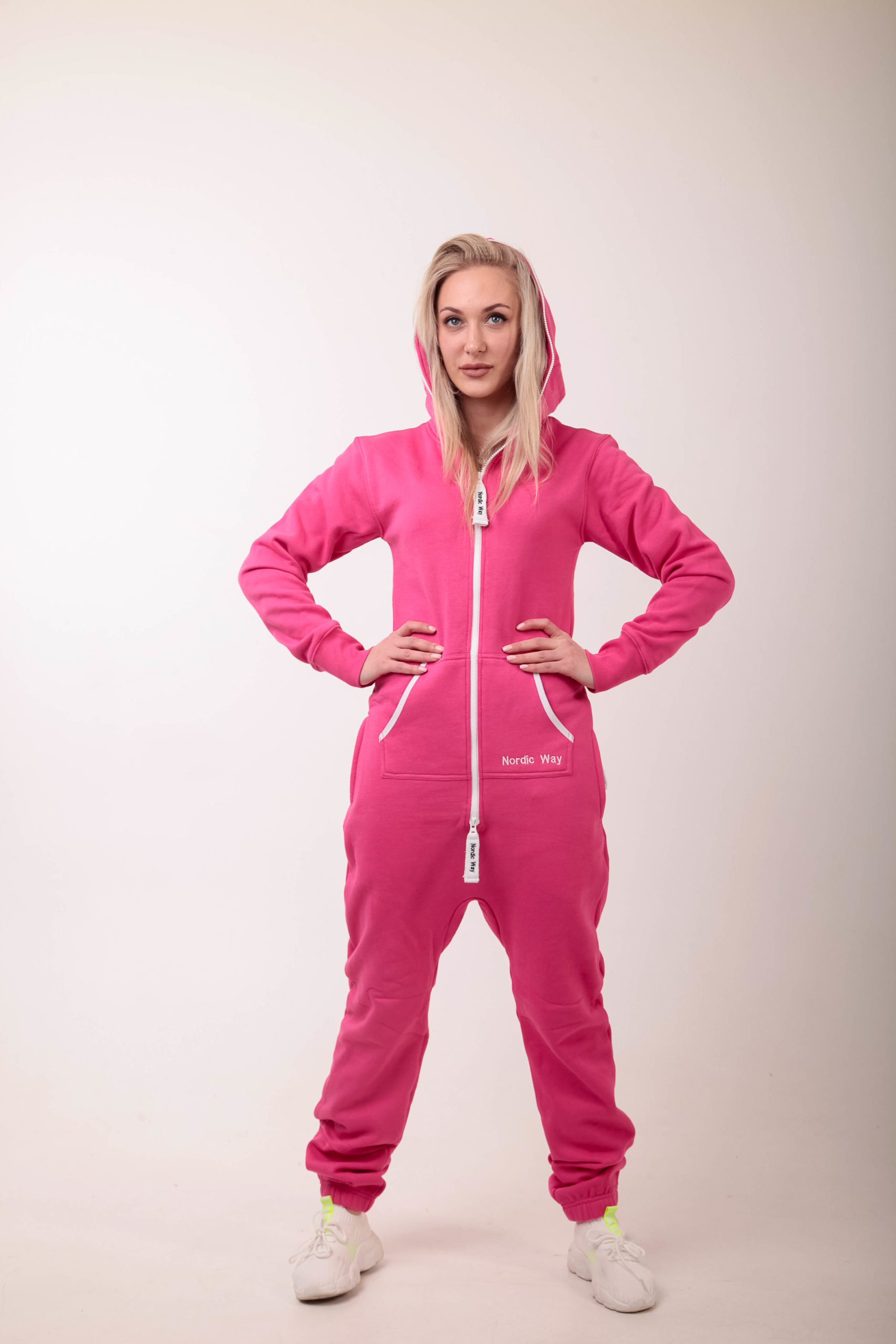 Jumpsuit Original Pink