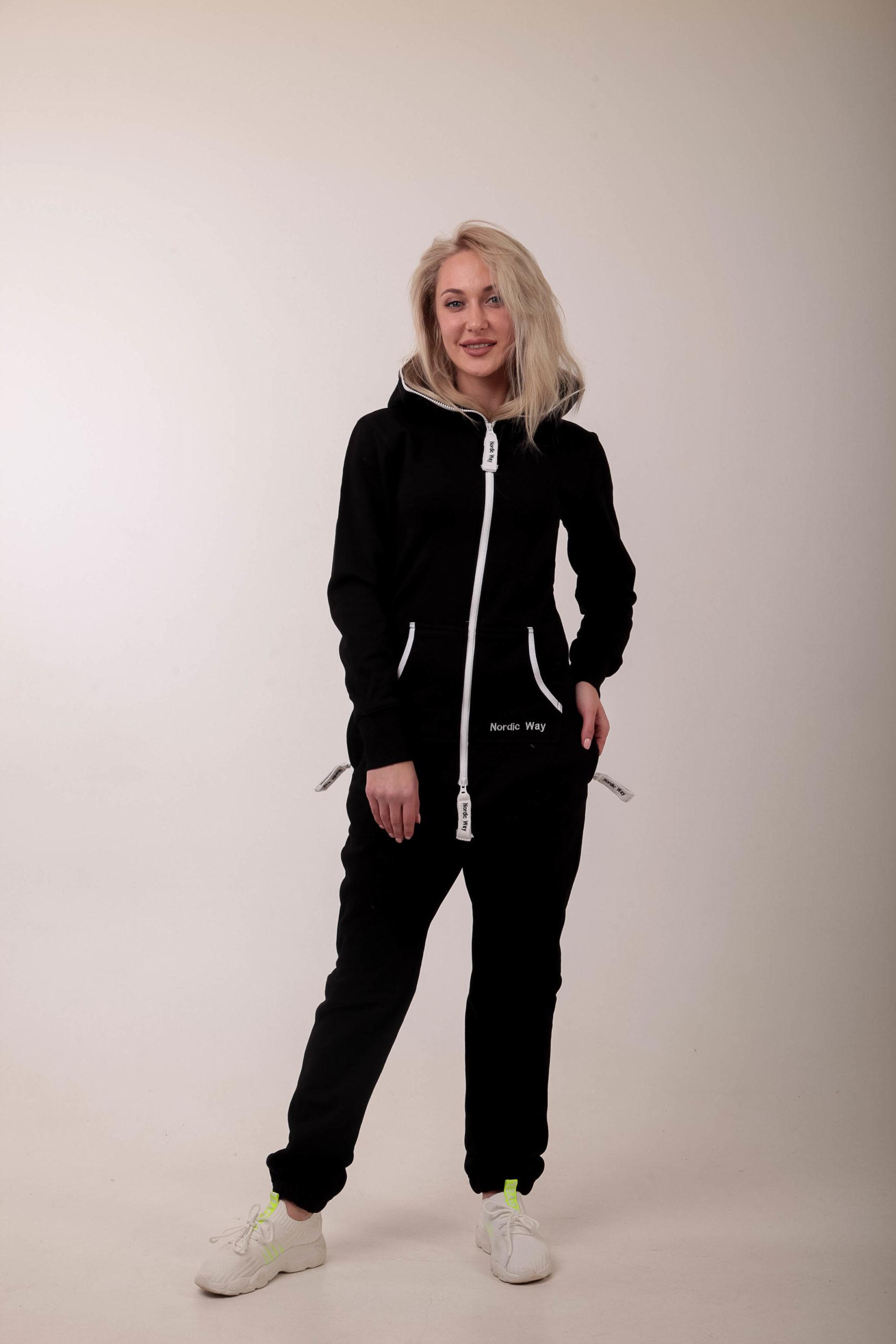Jumpsuit Original Black