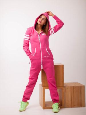 Jumpsuit Summer College Pink