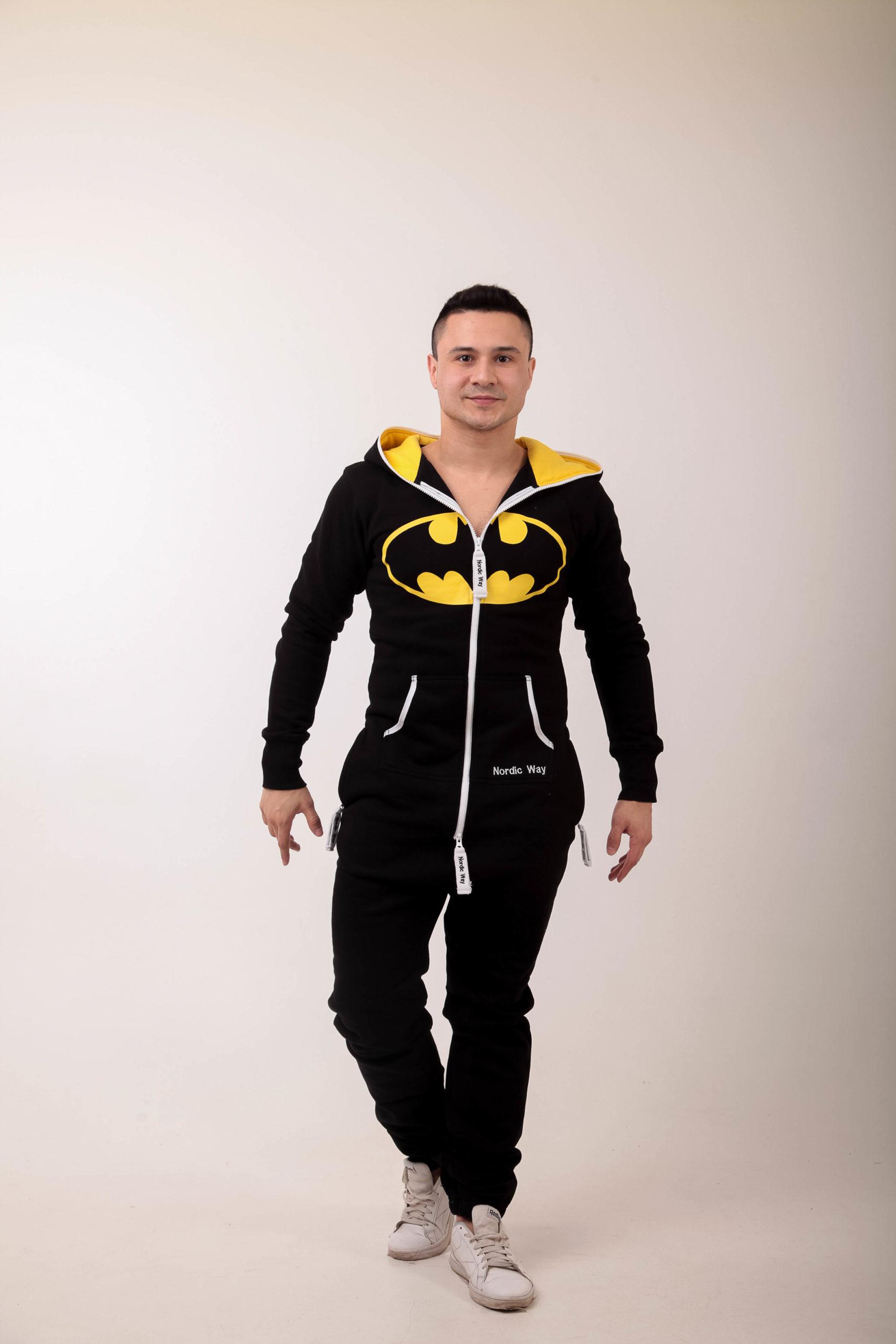 Jumpsuit batman