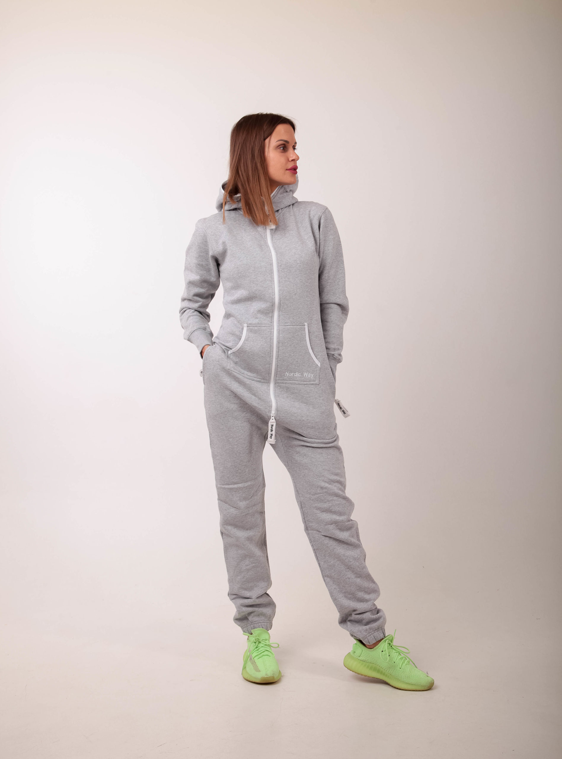 Jumpsuit Original Gray