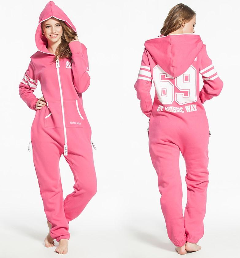 Летний комбинезон College Pink UCP01 1