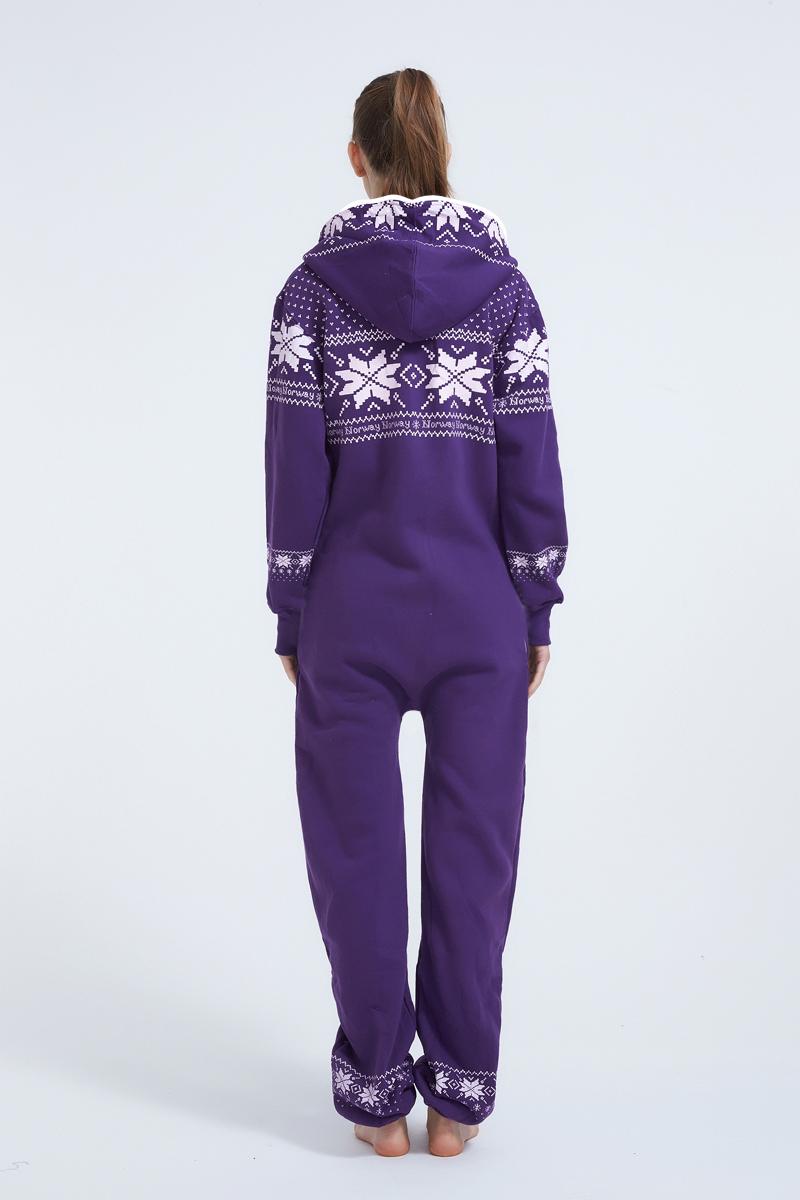 Комбинезон унисекс Norway Purple WNP