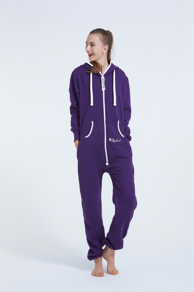 Комбинезон унисексThe One Purple WTO04 4