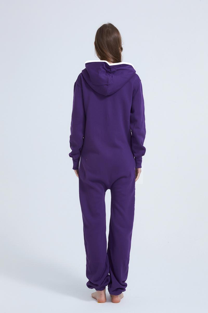 Комбинезон унисексThe One Purple WTO04