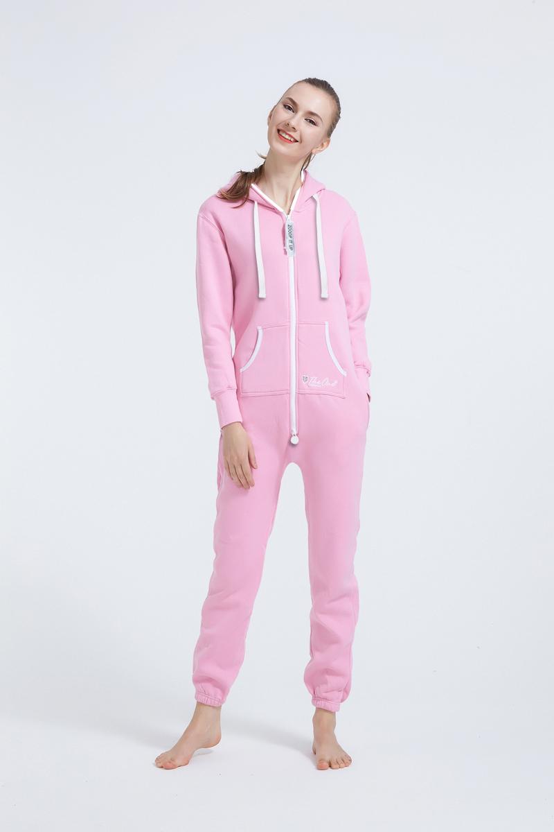 Комбинезон унисексThe One pink WTO05 (4)