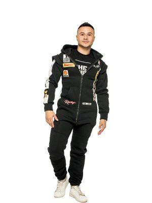 Race black Jumpsuit